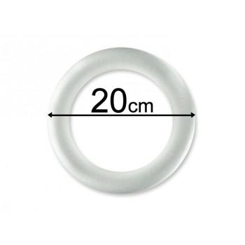 Ring / Obwarzanek styropianowy 200 mm