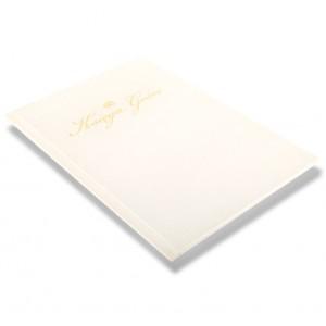 Księga gości biała