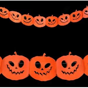 Girlanda Halloween / dynie 3 m