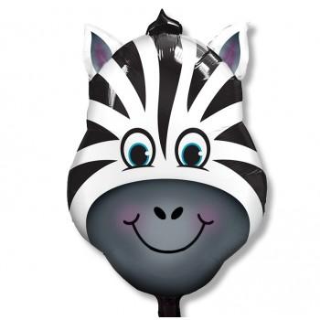 Balon zebra / foliowy