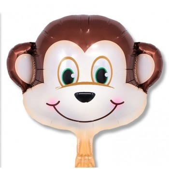 Balon małpka / foliowy