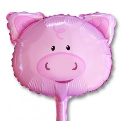 Balon świnka / foliowy