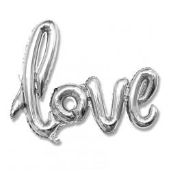 Love / napis balon foliowy 79 cm