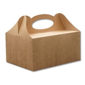 Pudełko na ciasto eko/eco /czyste 50 szt.