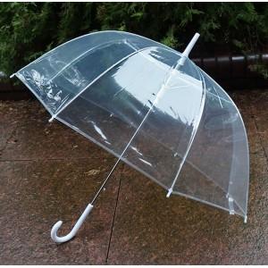 Parasol / Parasolka przeźroczysta głęboka