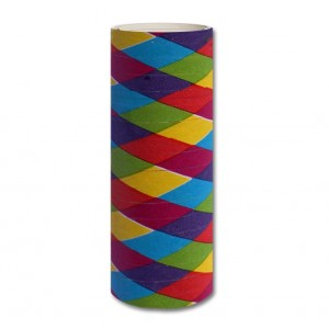 Serpentyna papierowa / kolor romby