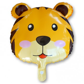 Balon tygrysek 43 cm / foliowy FX