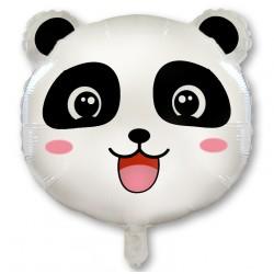Balon panda 39 cm / foliowy FX