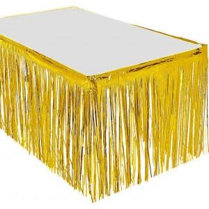 Dekoracja boku stołu / Skirting 5 mb