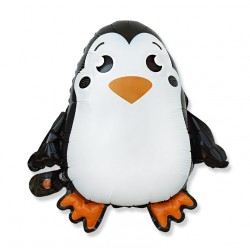 Balon pingwin / foliowy