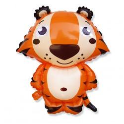 Balon tygrys / foliowy