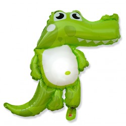 Balon krokodyl / foliowy