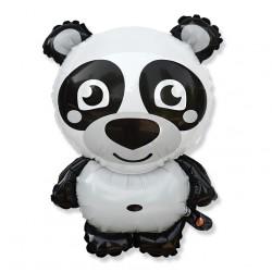 Balon panda / foliowy