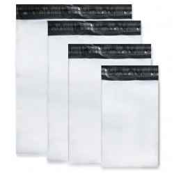 Foliopak / koperta kurierska 170 mm x 260 mm + 4 cm / 100  szt.
