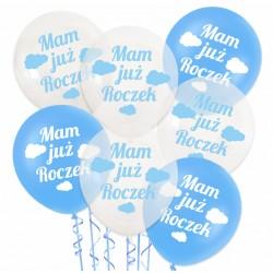 Stojak LED na balony / do balonów 76 cm + baterie gratis
