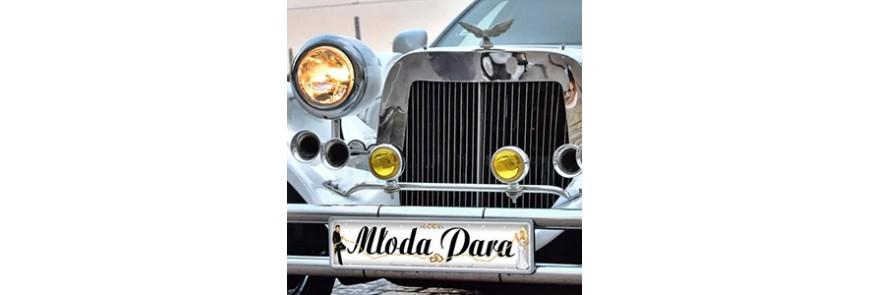 Dekoracje pojazdu
